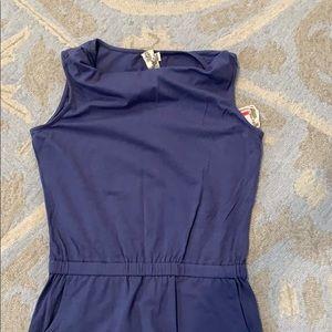 Aventura Dresses - NWT aventura clothing dress Avondale blue XS
